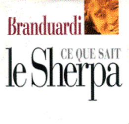 CD single Ce que sait le Sherpa