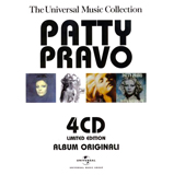 The Universal Music Collection de Patty Pravo